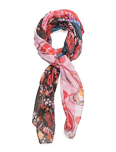 FOULARD CALIFORNIA FRESH - NEGRO