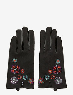 GLOVES NANIT - NEGRO