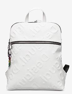 BACK NEW COLORAMA NANAIM - backpacks - blanco