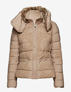 PADDED KOMODERI - down- & padded jackets - beig fresh