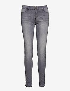 DENIM SKY - jeans skinny - denim light grey
