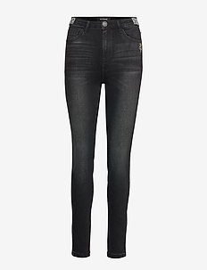 DENIM NEW YOR - skinny jeans - denim black wash