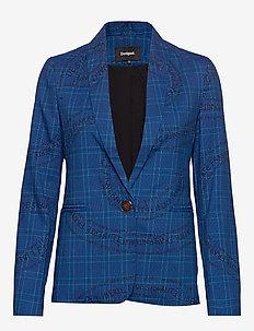 CHAQ TURIN - blazers - royal blue