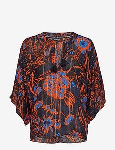 BLUS SIENA - blouses à manches longues - sunset