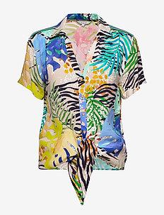 CAM CREMONA - blouses à manches courtes - tutti fruti
