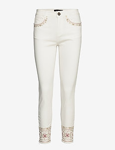 DENIM INDIA - skinny jeans - blanco