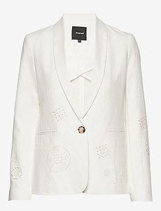 AME SALZBURGO - blazers - blanco