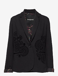 AME GRAZ - blazers - negro