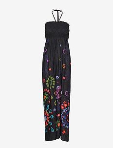 PANT FIJI - maxi sukienki - negro