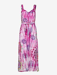 VEST RODAS - midi kjoler - fucsia