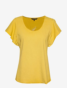 TS MADRID - t-shirts - amarillo bombay