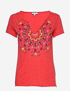 TS CROACIA - t-shirts med tryk - sunset