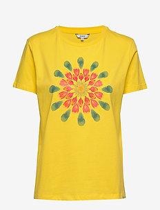 TS MILAN - t-shirts med tryk - blazing