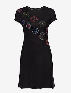 VEST DAMMI - korte kjoler - negro