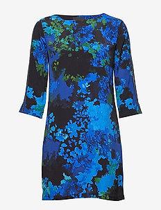 VEST TENNESSEE - korte jurken - azul agata
