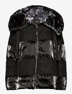 PADDED ALFA - wyściełane kurtki - negro