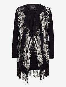 JERS OSLO - kimonos - negro