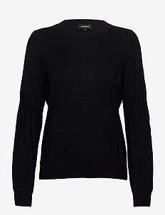JERS MELISA - jumpers - negro