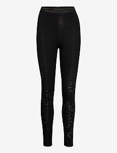 LEGGING YHANEL - leggings - negro