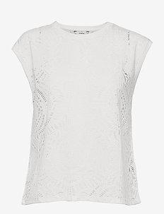 TS NILO - t-shirts - blanco