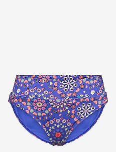 BIKI BAHAMAS B - bikinitrosor - azul klein