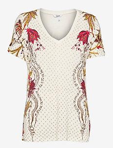 TS PRAGA - t-shirts - blanco
