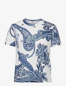 TS POPASLEY - t-shirts - angels falls