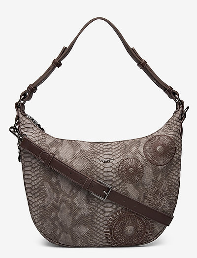 BOLS CRISEIDA SIBERIA - handväskor - chocolate