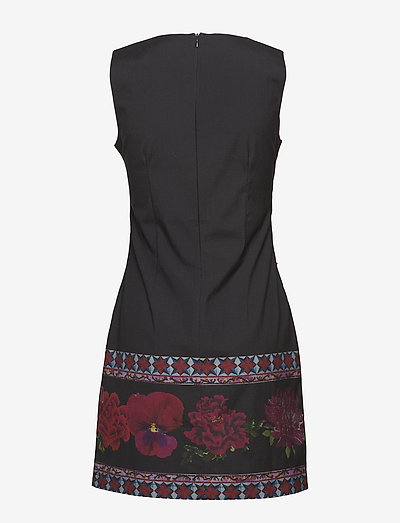 Desigual Vest Kimera- Kleider Negro
