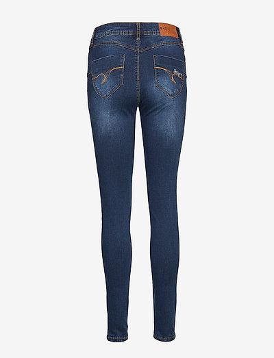 Desigual Denim Basic- Jeans Medium Dark