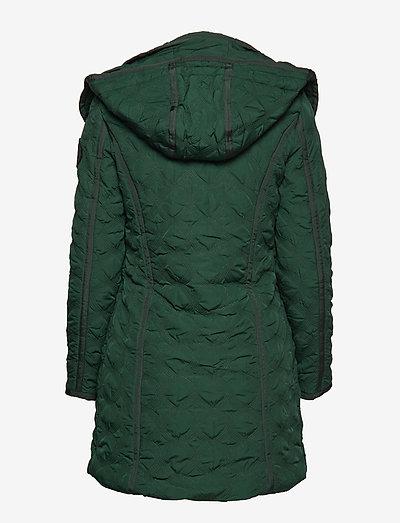 Desigual Padded Leicester- Jacken & Mäntel Emerald