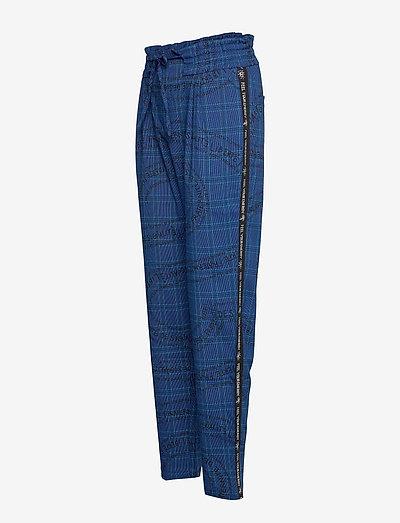 Desigual Pant Turin- Hosen Royal Blue