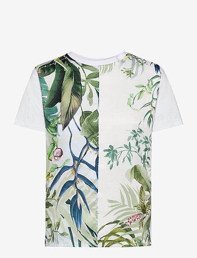 TS BUDAPEST - t-shirts - crudo