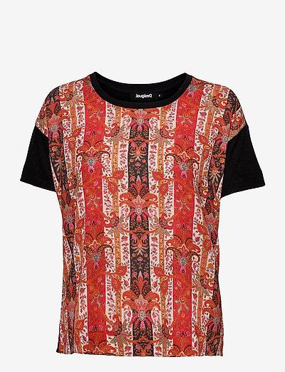 TS LOMBOK - t-shirts - negro