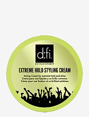 D:fi - D:FI EXTREME HOLD STYLING CREAM - wax - no color - 0
