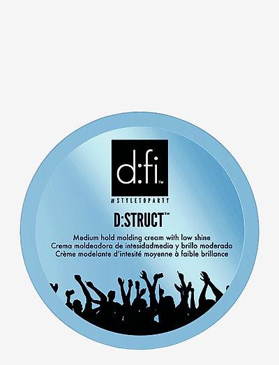 D:FI D:STRUCT - wax - no color