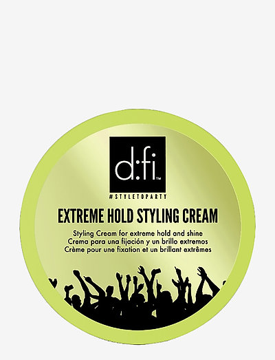 D:FI EXTREME HOLD STYLING CREAM - wax - no color