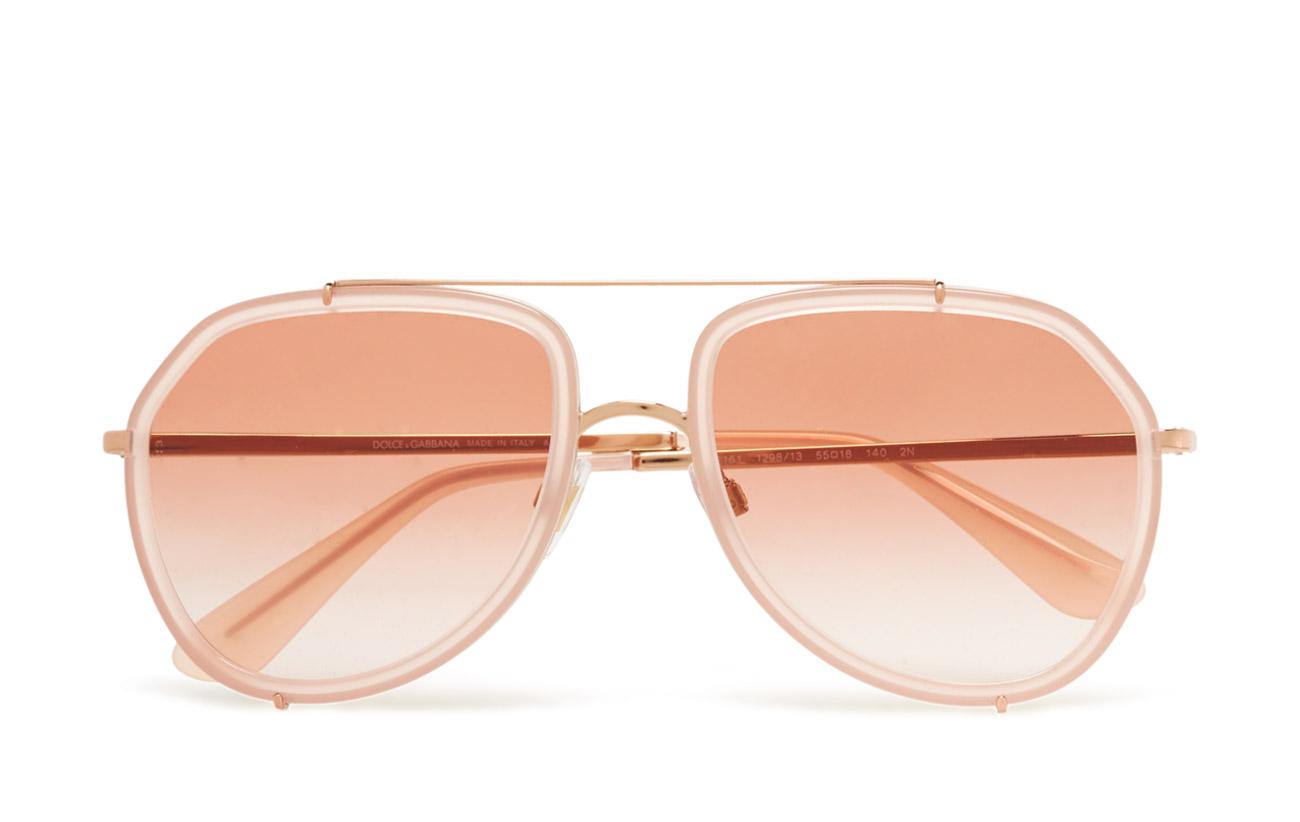Sunglasses Dolce Gabbana Aviator 154 opal amp; Pinkpink € Gold wF8zUq8