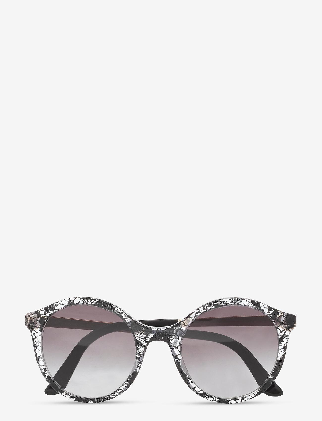 Dolce & Gabbana Sunglasses - Sunglasses - rond model - gradient grey - 0