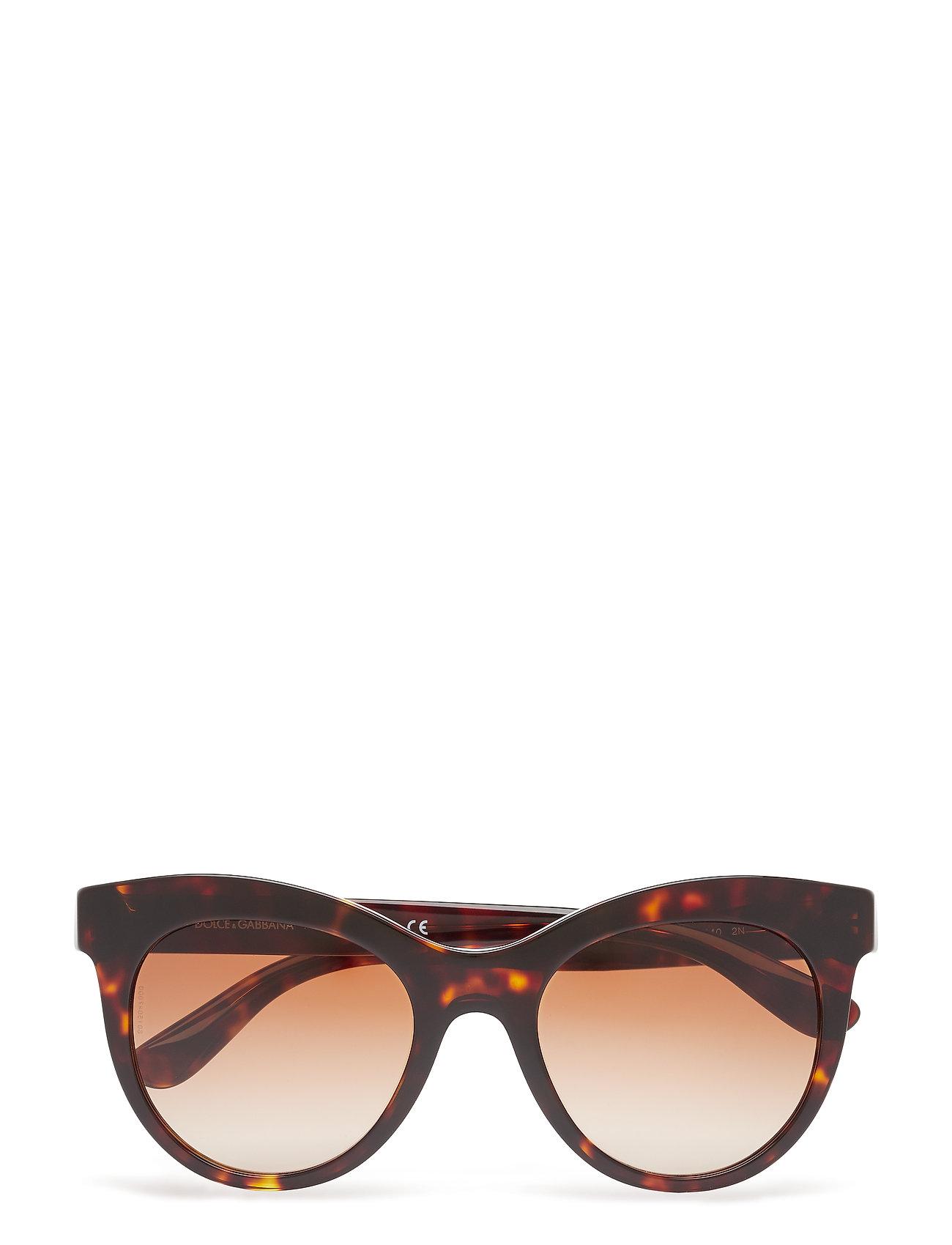 d2b7274e9be2 Sort Dolce   Gabbana 0dg4311 wayfarer solbriller for dame - Pashion.dk