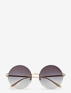 Dolce & Gabbana Sunglasses - round frame - gold