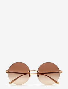 Dolce & Gabbana Sunglasses - ROSE GOLD