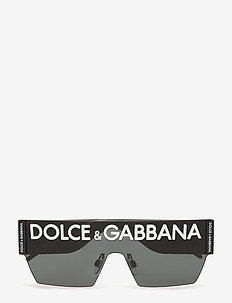 Dolce & Gabbana Sunglasses - BLACK