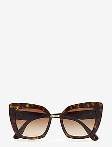Dolce & Gabbana Sunglasses - cat-eye - havana