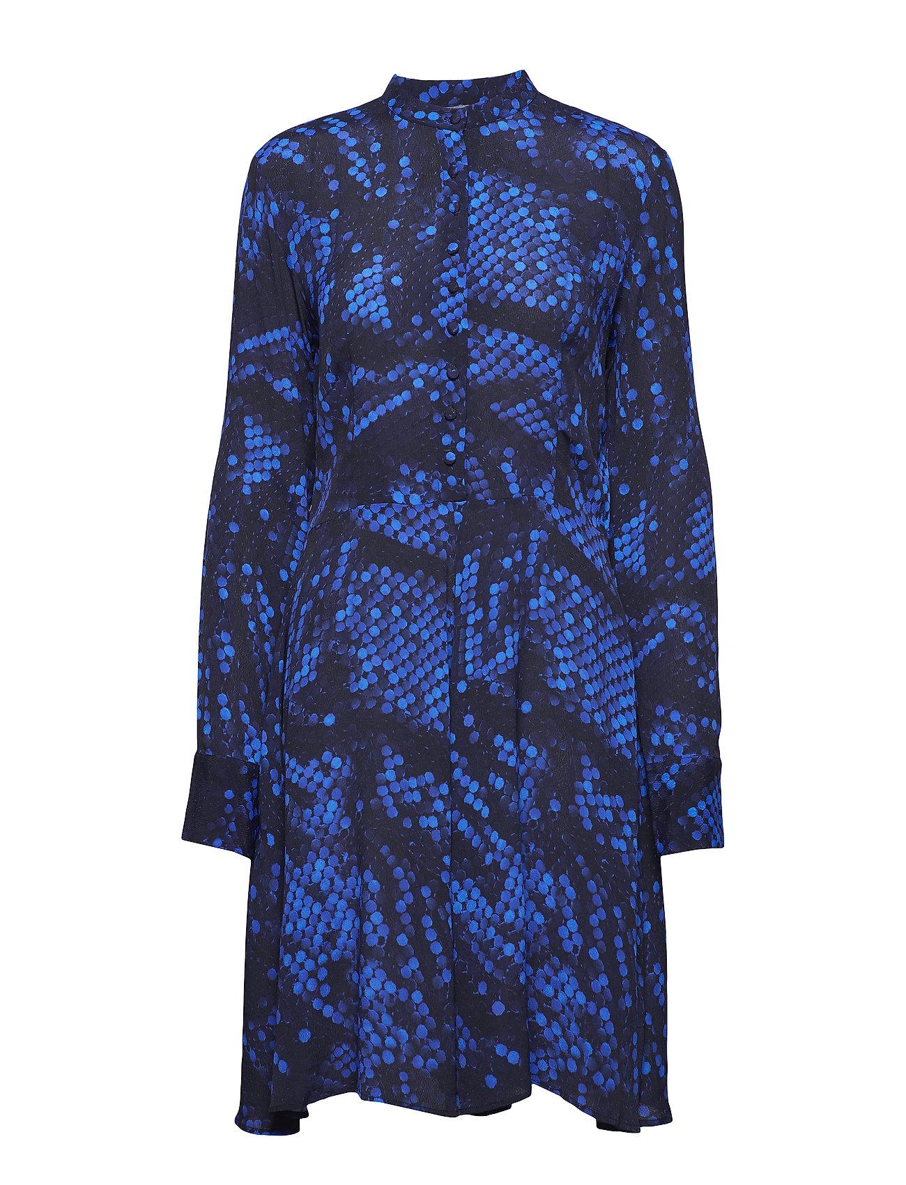 Diana Orving Short dress - BLUE