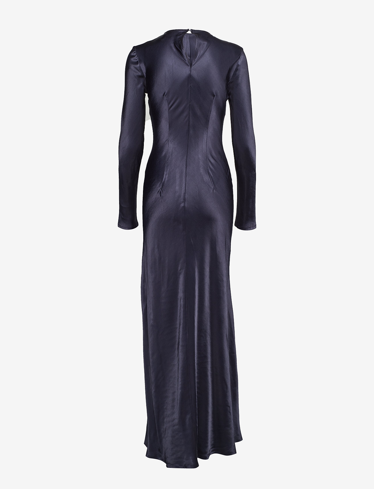 Diana Orving - Long Bias dress - maxi dresses - blue