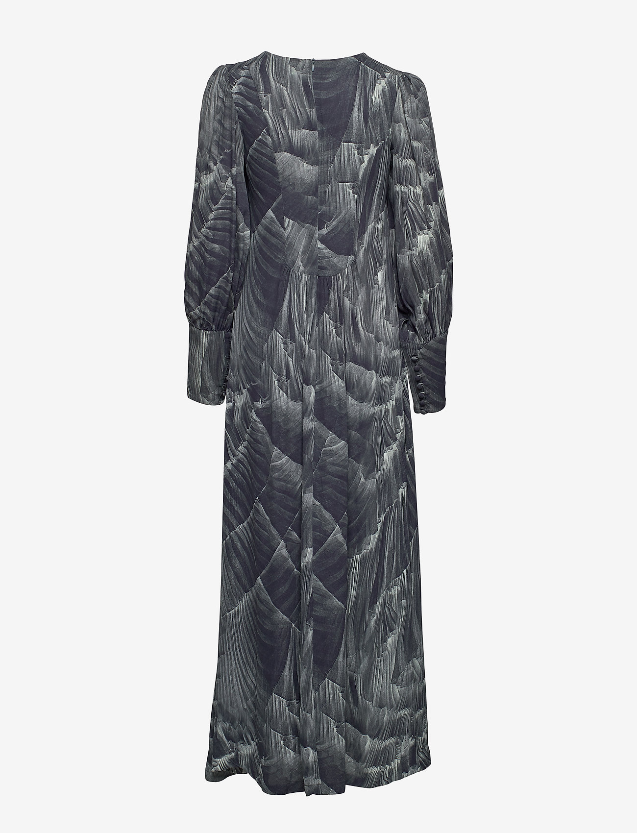 Diana Orving - Maxi dress - robes longues - print pleat (grey) - 1