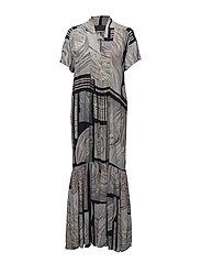 Diana Orving - Long V-Neck Dress