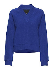 V-sweater - BLUE