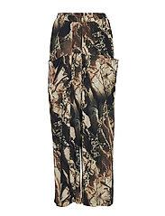 Pocket Trousers - FLOWERS